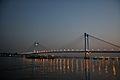 Vidyasagar Setu - River Hooghly 2014-01-01 1893.JPG