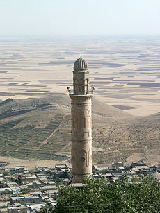 View from Mardin to the Mesopotamian plains.jpg