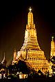 View of Wat Arun during night.jpg