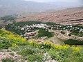 View over Gazor Khan Village from Summit of Alamut Castle - Northwestern Iran (7418119672).jpg