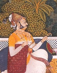 Prince Vijai Singh of Nagaur, son of Bakhat Singh