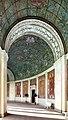 Villa giulia, portici con affreschi di pietro venale e altri, 01.jpg