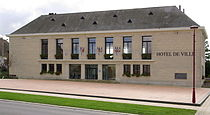 Villers-Bocage mairie.JPG