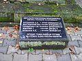 Vinoř, pomník Rudoarmějce, pamětní deska.jpg