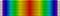 Medaglia Commemorativa Italiana della Vittoria - nastrino per uniforme ordinaria