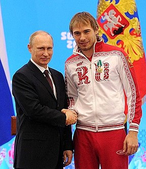 Vladimir Putin and Anton Shipulin 24 February 2014.jpeg