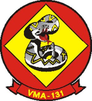 VMA-131 - VMA-131 Insignia