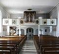 Vogt Pfarrkirche innen Blick zur Orgelempore.jpg