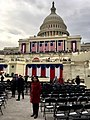Voice of America's Eva Mazrieva covering the 2017 inauguration.jpg