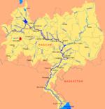 Басен реке Волге