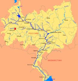Если обратить внимание на всю совокупность рек в бассейне Волги, то понятие Онгола-Ангола(как совокупности всех...