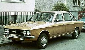 Claus Luthe - Volkswagen K70