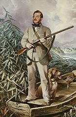 painting by Ferdinand von Rayski