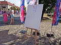 Włocławek-signatures on Kuyavian-Pomeranian Voivodeship Festival 2018.jpg