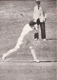 Wally Hammond Made His 167th Century And Became The Seventh Man To Make 50000 Runs In First Class Cricket