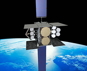 WGS (Wideband Global Satcom) Satellite