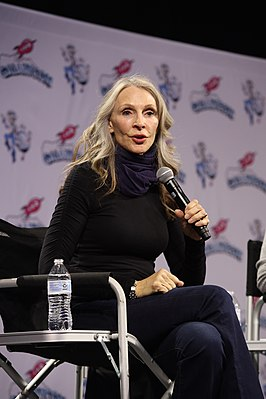 Gates McFadden in 2019