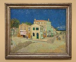 La Maison jaune (Van Gogh) — Wikipédia
