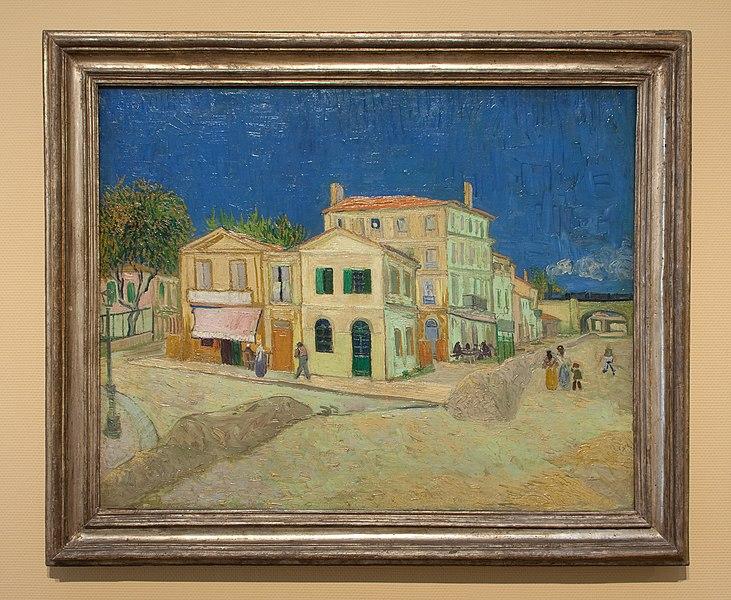 File:WLANL - Pachango - Het gele huis ('De straat'), Vincent van Gogh (1888).jpg