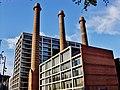 WLM14ES - Xemeneies de la FECSA, Barri de Sants-Montjuïc, Barcelona - MARIA ROSA FERRE.jpg