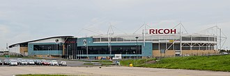 Ricoh Arena - The Ricoh Arena