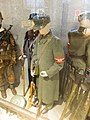 WW2 Nazi Germany Third Reich uniforms. Deutscher Volkssturm Wehrmacht German People's Storm. Hitlerjugend. Waffen-SS camouflage. Panzerfaust etc. Heeresgeschichtliches Museum Vienna, Austria, 2013.jpg