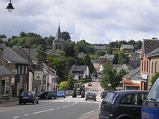 Waimes Municipality in French Community, Belgium