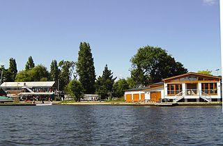 Walbrook Rowing Club British rowing club