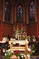 Waldhausen, Brandts Kapelle Altar.jpg