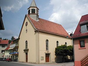 Lobbach - Protestant Church