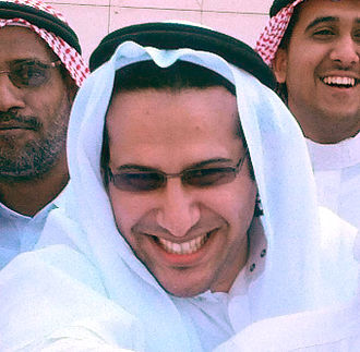 Waleed Abulkhair - Waleed Abulkhair in November 2012