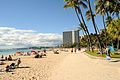Walking on Waikiki Beach (5215786803).jpg