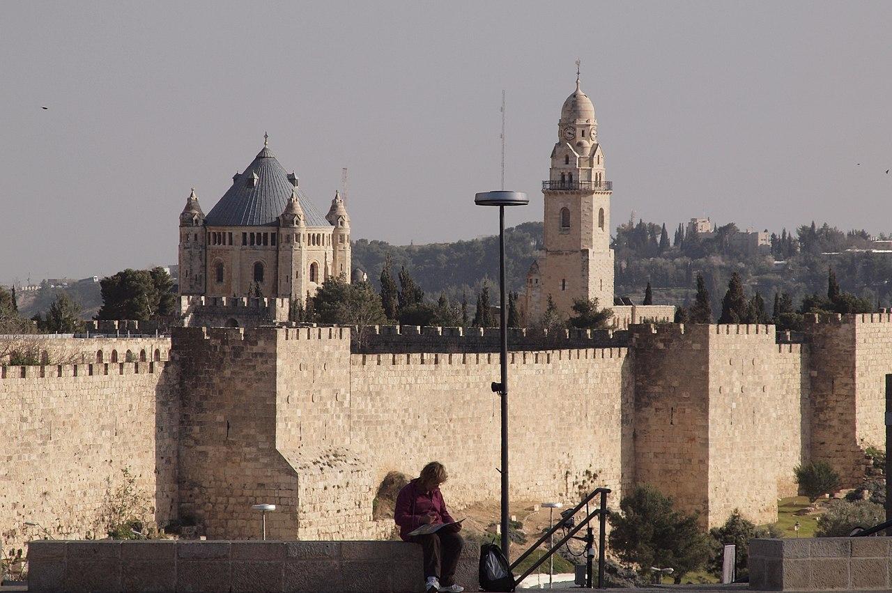 Dormitio Kirche in Jerusalem
