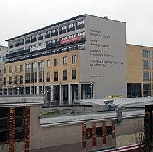 Eugen gomringer wikipedia - Wandmalerei berlin ...