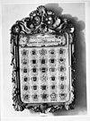 wapenbord uit ca. 1740 vreugdenhof - amsterdam - 20014622 - rce