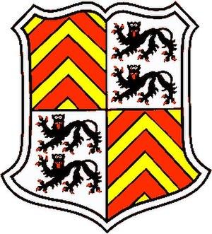 Babenhausen, Hesse - Image: Wappen Babenhausen (Hessen)