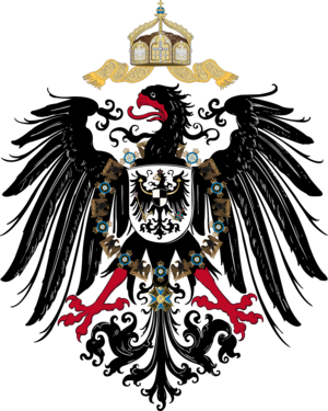 The Lesser Arms of the German Empire, 1871