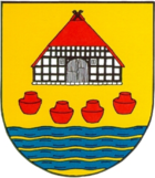 Coat of arms of the municipality of Hemsbünde