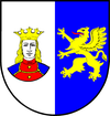 Coat of arms of Ribnica-Damgartene