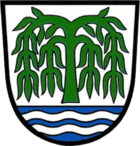 Coat of arms of the municipality of Straussfurt