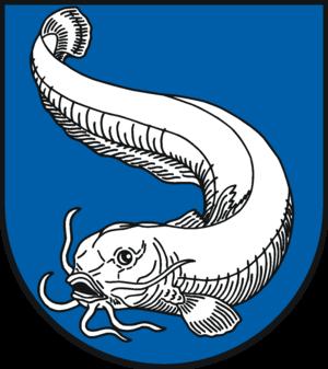 Bördeland - Image: Wappen Welsleben