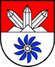 Coat of arms of Uttendorf
