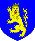 Coat of arms of the House of Schwarzburg