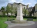 War Memorial, Burnley Road, Bacup - geograph.org.uk - 809950.jpg