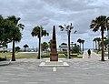 War Memorial in Rowan Robinson Park, Kingscliff, NSW.jpg