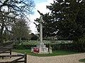 War memorial - geograph.org.uk - 1771635.jpg
