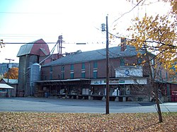 Ward Feed Mill Complex Oct 09.JPG