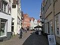 Warendorf - Blick auf den Marktplatz auf die Emsstraße.jpg