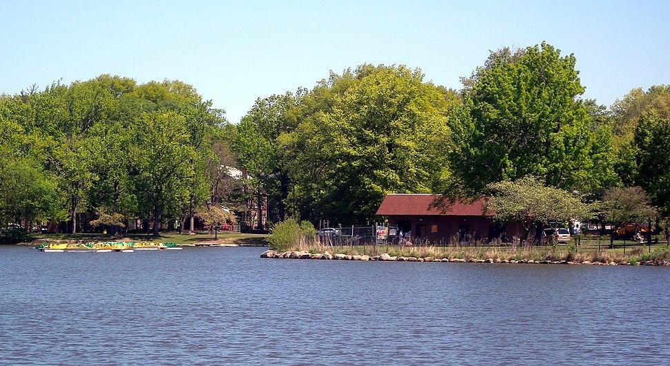 Warinanco boathouse jeh