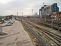Warrington Bank Quay 1st railway station (site) (geograph 4339610).jpg